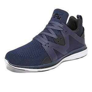 LULULEMON APL Navy Blue Ascend Sneakers 8